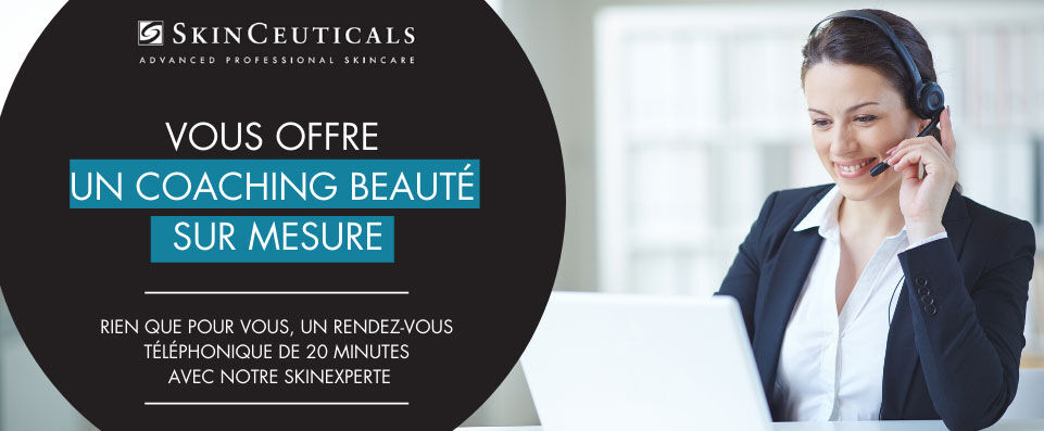 Coaching Beauté en exclusivité
