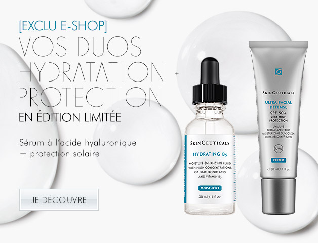 Vos duos Hydratation + Protection